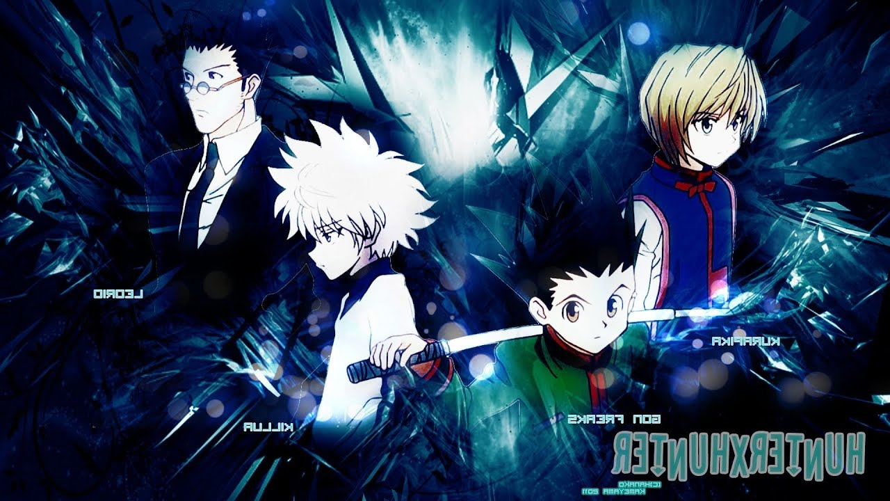 AMV Hunter X