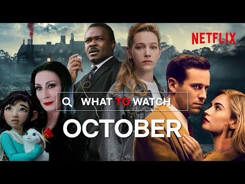 The Best Things Coming To Netflix In October 2020