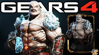 "Gears of War 4 - ""Diamond Scion"" Character Multiplayer Gameplay! (Diamond Scion DLC)"