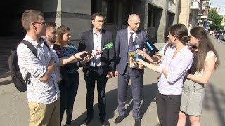 """Депутати """"НФ"""" надали докази існування коаліції і просять визнати розпуск ВР неконституційним"""