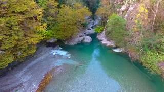 новолищенский каньон