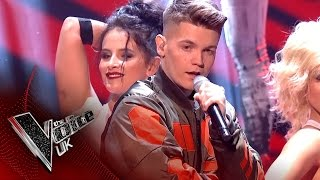 Download lagu Jamie Miller performs What Do You Mean The Final The Voice UK 2017 MP3