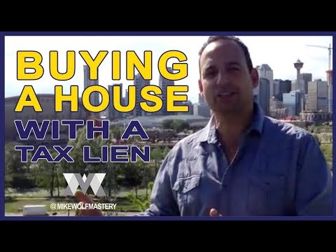 Buying A House With A Tax Lien