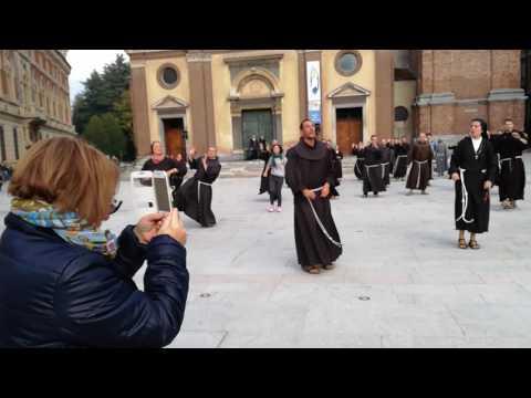 Flash mob Missione di Legnano