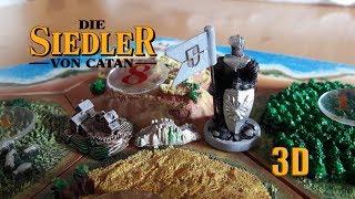Spieletipp - Siedler von Catan (3D)