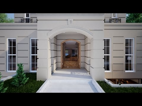 3DVUE Unreal Engine 4 Architectural Walk Through