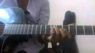 chaiyya chaiya dil se guitar
