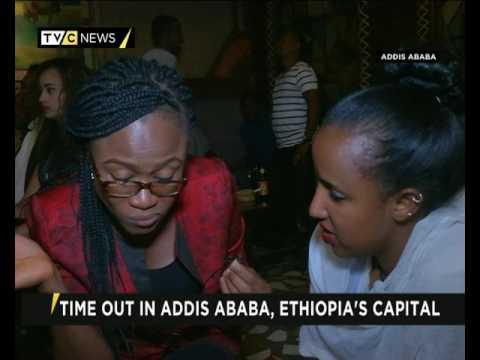 Time Out in Addis Ababa, Ethiopia
