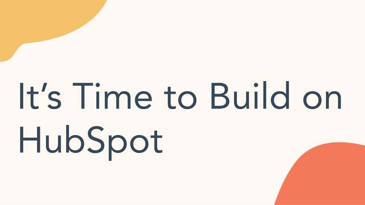 HubSpot's App Accelerator