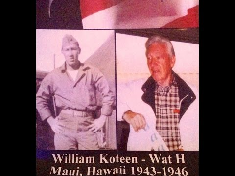Bill Koteen - United States Marine