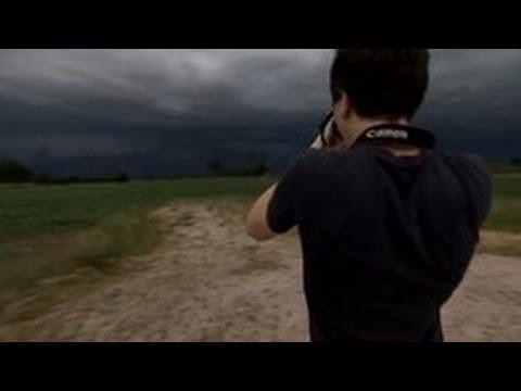 Unwetter: Unterwegs mit deutschen Sturmjägern