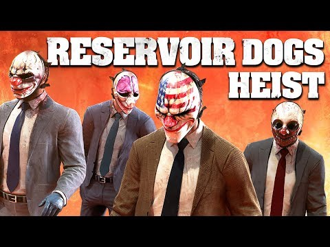 Download Youtube: [Payday 2] Reservoir Dogs Heist (One Down)