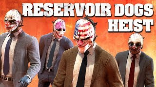 [Payday 2] Reservoir Dogs Heist (One Down)