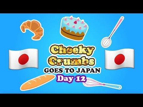 Cheeky Crumbs goes to Japan - Day 12 - Shinjuku Gyoen Park, Harajuku, Shibuya and Roppongi