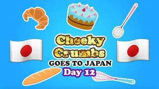 Cheeky Crumbs goes to Japan - Day 12 - Shinjuku Gyoen Park, Harajuku, Shibuya and Roppongi