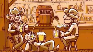 Як наливають пиво американці. Beer Point