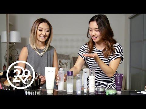 Jenn Im Learns Sophia Chang's Skincare Routine   Hangtime With Jenn Im   Refinery29