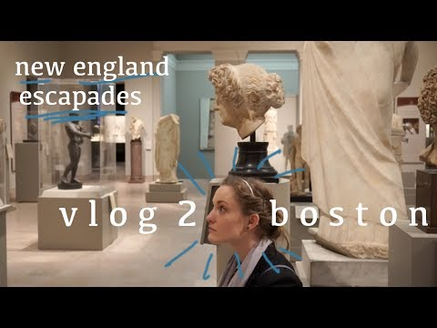 New England Escapades Vlog: Ep 2: Harbor Cruisin' and Bad Museum Jokes