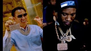 Johhny Dang Count 1 Million Dollars After Over Pricing Quavo Shy Glizzy Exposed Him..DA PRODUCT DVD