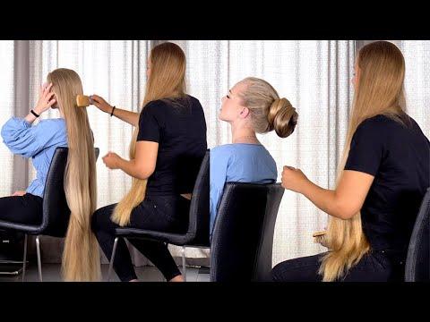 realrapunzels- -long-hair-lady-making-huge-hair-buns-(preview)