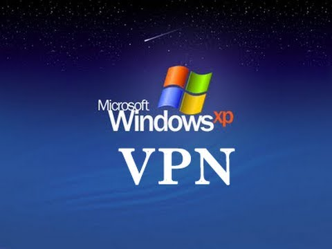 How to Set up a Windows XP VPN Server