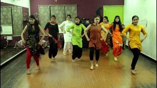 Laung Laachi | Neeru Bajwa | Easy Bhangra Steps For Girls | Choreography Dansation Dance Studio.