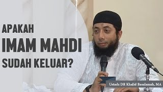 (4.22 MB) Apakah imam mahdi sudah keluar? Ustadz DR Khalid Basalamah, MA Mp3