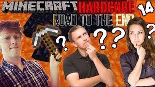 Waarom zijn mijn titels vaak vragen? - Minecraft Hardcore Road To The End #14