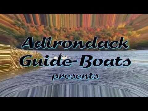 """Gently Down the Dream""  from Adirondack-Guide-Boat.com"
