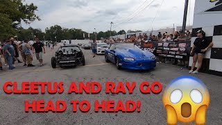 LS FEST EAST 2018 DAY 3, Cleetus And Ray Go Head To Head!
