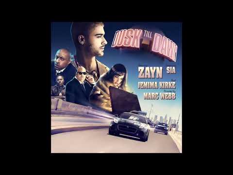 """ZAYN feat. Sia """"Dusk Till Dawn [Country Club Martini Crew Radio Edit]"""""""