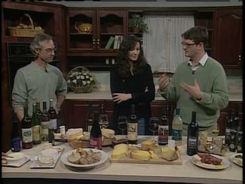 Vermont Wine & Cheese Pairing