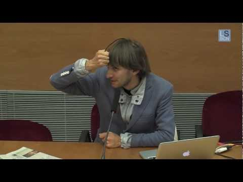 El primer ciborg del món visita La Salle Campus Barcelona