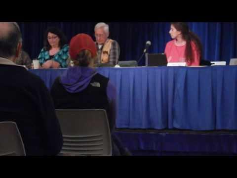 Native Alaskan Forum at the University of Alaska Fairbanks