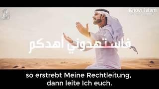 Mansour As-Salimi - Verzweifelt nicht an Allahs Barmherzigkeit (deutsch) Mp3