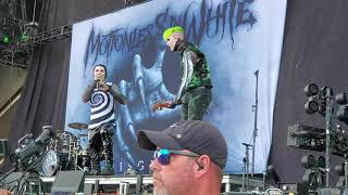 "Motionless In White ~ ""Brand New Numb"" (live at Louder Than Life, KY 2019)"