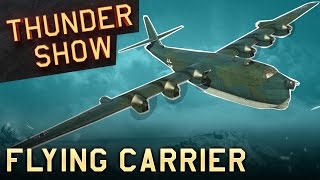 Thunder Show: Flying carrier