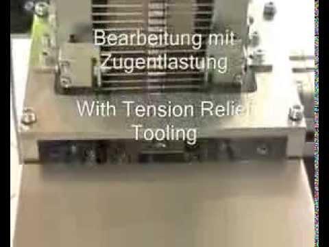 customized preforming machines