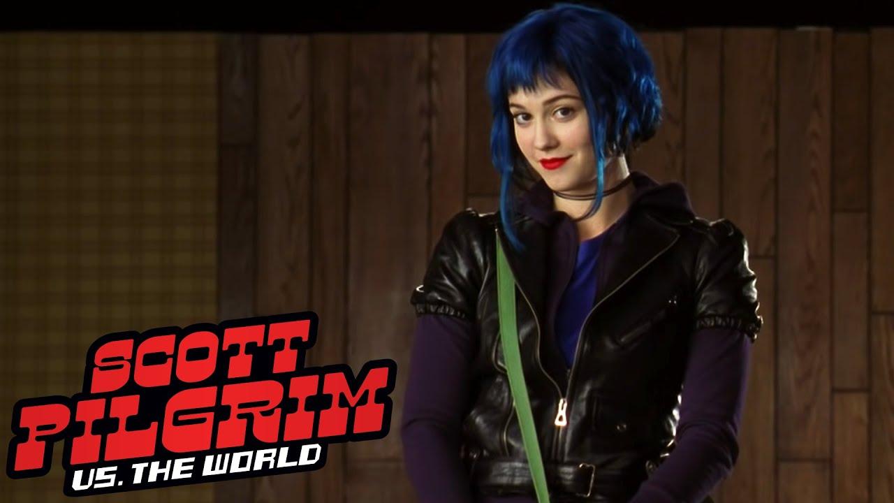 Scott Pilgrim vs. the World - Bringing the Characters to ...