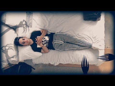 Recording my SLEEP PARALYSIS!!