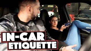 In-Car Etiquette - Things Car Passengers Do - Car Fails
