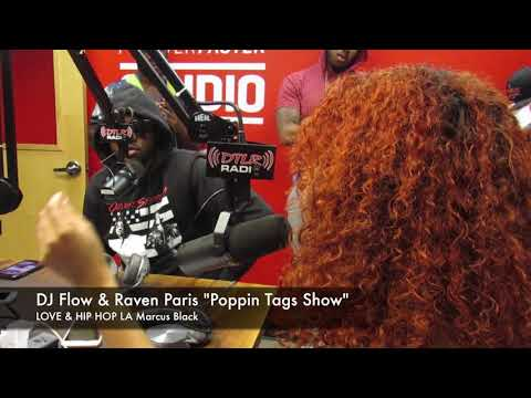 LOVE & HIP HOP HOLLYWOOD | MARCUS BLACK TELLS ALL TO DTLR RADIO