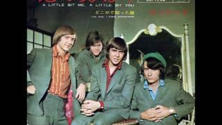 ザ・モンキーズThe Monkees/③恋はちょっぴりA Little Bit Me, A Little...