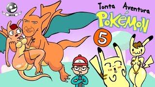 tonta aventura pokemon 5 sujes