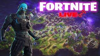 Fortnite LIVE| New Skin Win!