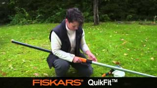 Fiskars QuikFit™ Tree Cutter 1365251]