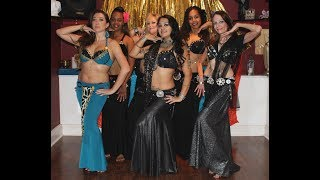 Desert Tribe Belly Dance At The Olive - Tribal Fusion Belly Dance