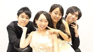 早稲田大学Street Corner Symphonyに所属する混声4人のアカペラグルー...
