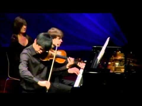 Szymanowski Nocturne and Tarrantella - Angelo Xiang Yu @ Meunhin Competition
