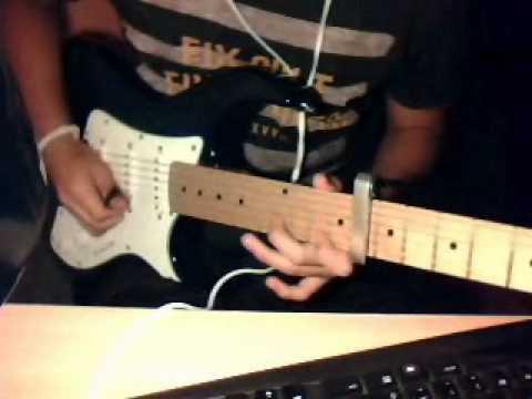 Xtreme- Te Extrano Guitarra